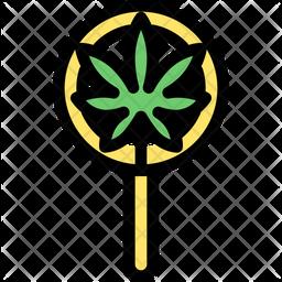 Search Cannabis Icon