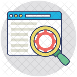 Search Engine Icon
