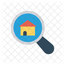 Search estate Icon
