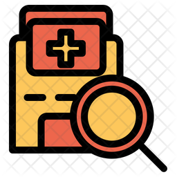Search Hospital Icon