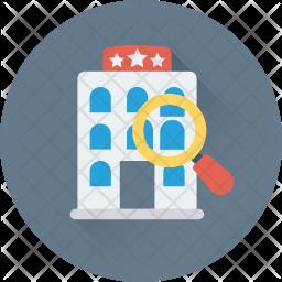 Search Hotel Icon