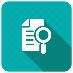 Search In Document Icon