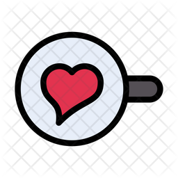 Search Love Icon Of Colored Outline Style Available In Svg Png Eps Ai Icon Fonts