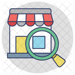 Search Marketplace Icon