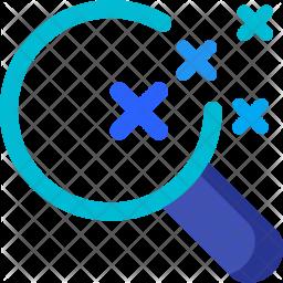 Search, Optimization Flat Icon