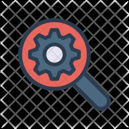 Search optimization Icon