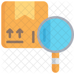 Search Parcel Icon