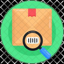Search Parcel Icon