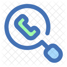 Search Phone Icon