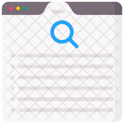Search Result Icon