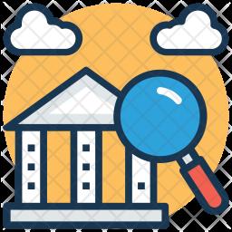 Search university Icon