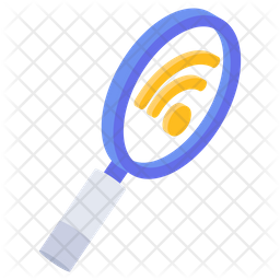 Search Wifi Icon