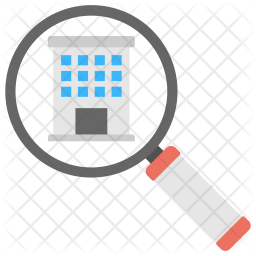 Searching room Icon
