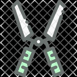 Secateurs Icon