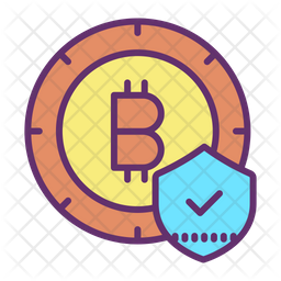 Secure Bitcoin Verified Icon