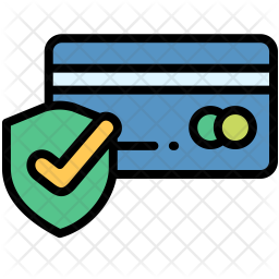 Secure credit-card Icon