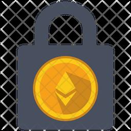 Secure Ethereum Icon