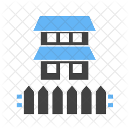 Secure House Icon