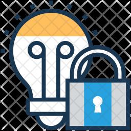 Secure idea Icon