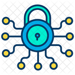Secure lock Icon