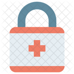 Secure Medical Icon