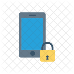 Secure Mobile Icon