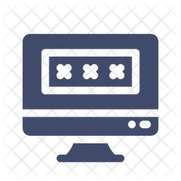 Secure PC Icon