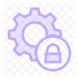 Secure Setting Icon