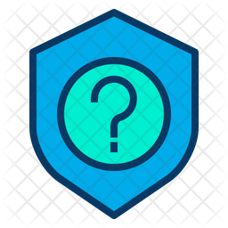 Security Help Icon Of Colored Outline Style Available In Svg Png Eps Ai Icon Fonts