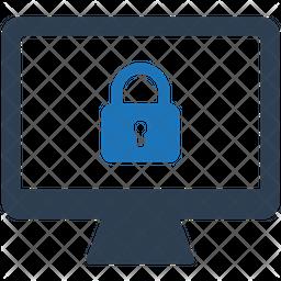 Security lock Flat Icon