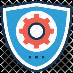 Security optimization Icon