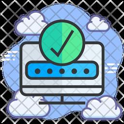 Security Password Icon