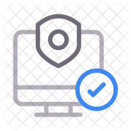 Security Protection Line Icon