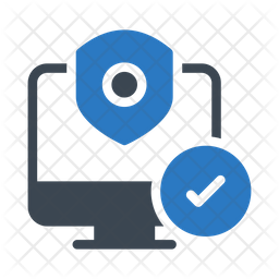 Security Protection Flat Icon