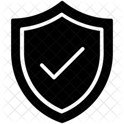 Security Shield Icon Of Glyph Style Available In Svg Png Eps Ai Icon Fonts