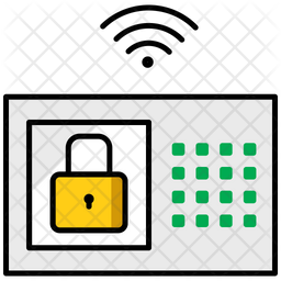 Security System Icon
