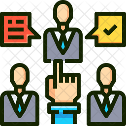 Select candidate Icon