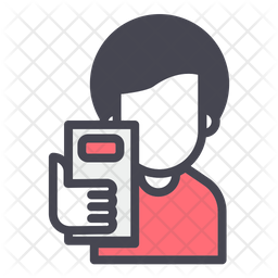 Selfie Icon Of Colored Outline Style Available In Svg Png Eps Ai Icon Fonts