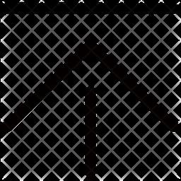 Send Arrow Icon