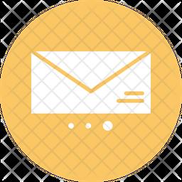 Sending Letter Icon