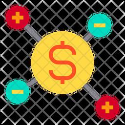 Seo Cost Icon