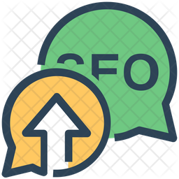 Seo Talk Icon