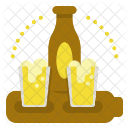 Serve Beer Icon