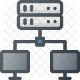 Serve connection Icon