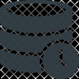 Server Glyph Icon