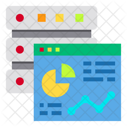 Server Analysis Icon