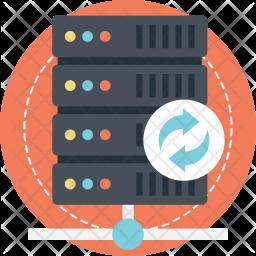 Server Backup Icon