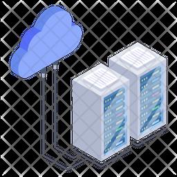 Server Computing Icon