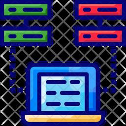 Server Data Icon