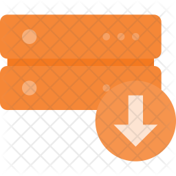 Server data download Icon